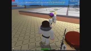 Karate Spiel auf Roblox