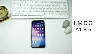 UMIDIGI A1 Pro Kurztest - Günstiger Xiaomi Konkurrent?! - Moschuss.de