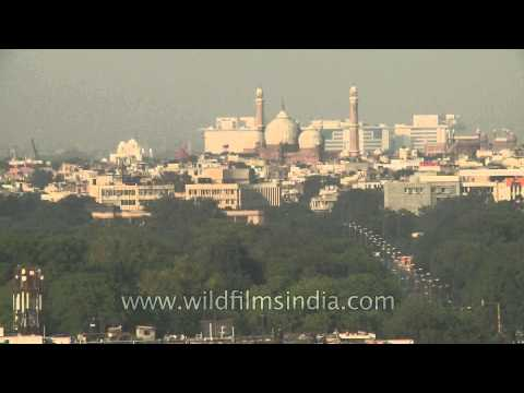 Connaught Place - The commercial hub of Delhi