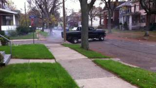 1997 dodge ram 1500 burnout and donuts