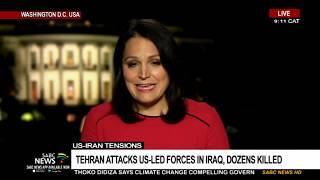 Iran-US tensions | Iran attacks US bases in Iraq