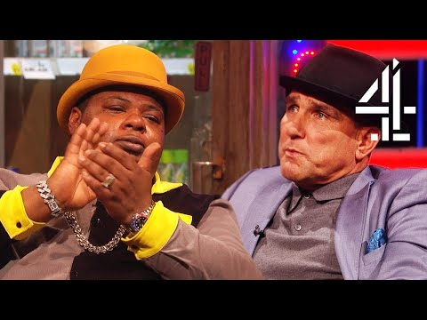Vinnie Jones On Coping With His Wife's Death Through The X Factor | The Big Narstie Show