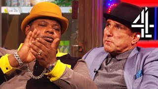 Vinnie Jones on Coping with His Wife's Death Through The X Factor   The Big Narstie Show