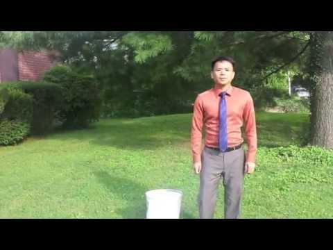 ALS Ice Rice Bucket Challenge Failed!!
