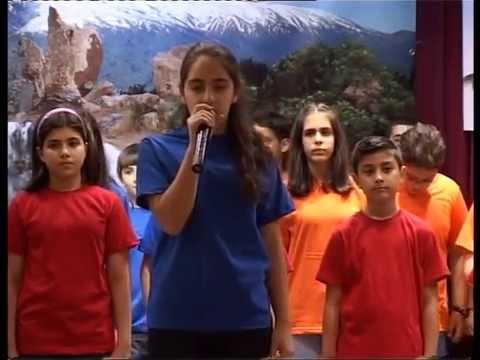 Armenian School in Sharjah Ամավերջի Հանդէս Օհաննէսեան Վարժարանի, 2009-2010 Part 2 of 4