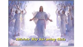 Alleluia Hãy Hát Mừng Chúa