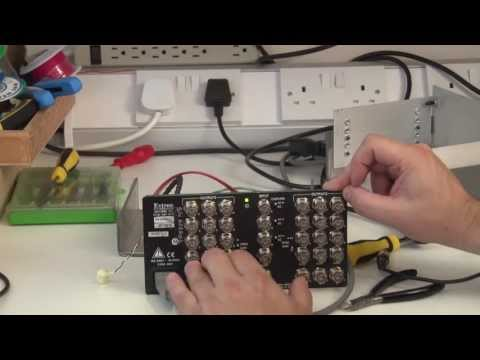 Build a 10MHz Rubidium Frequency Standard and Signal Distribution Amp for my Lab