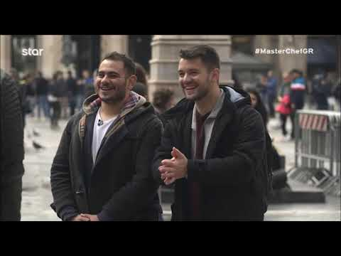MasterChef Greece 2018 (Επ. 82) – Στο Μιλάνο για το 3ο μέρος του τελικού!