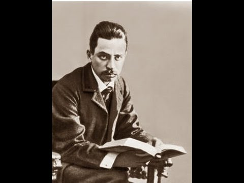 Deep Relaxation: Meditation Music and Ranier Maria Rilke Letters (soft spoken words, asmr)