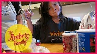 Secret Banana Bread Recipe [the Ambriz Family: Vlog 138]