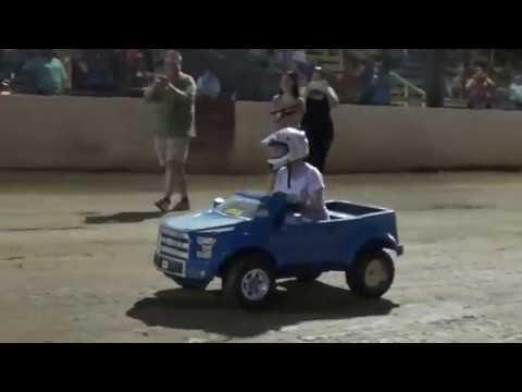 Kids Power Wheel Race CLR 72019