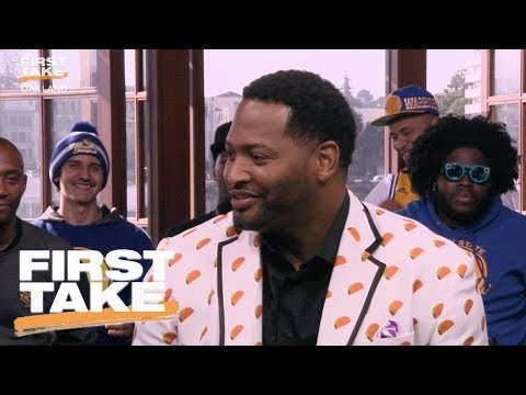 Robert Horry Isn't Ruling Out The Cavaliers   First Take   June 5, 2017
