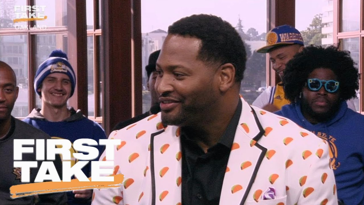 Robert Horry Isn t Ruling Out The Cavaliers First Take
