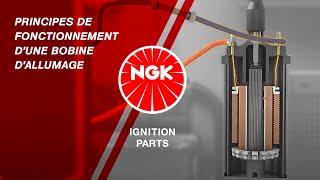 Principes de fonctionnement d'une bobine d'allumage
