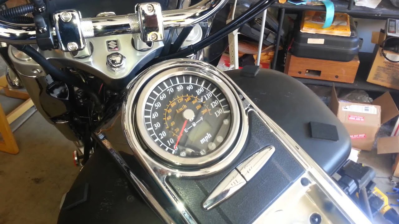 maxresdefault 06 suzuki boulevard c90 won't turn over youtube  at bayanpartner.co