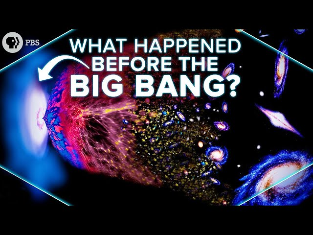 What Happened Before the Big Bang?