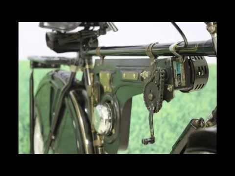 Sepeda Onthel Kuno Milik Pamong Desa | Yayasan Koena Madoera
