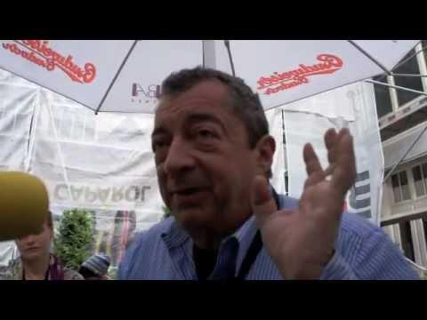 Philippe Mora - Interview at Horizonte Film Festival 2011