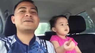 Viral kesian ayah kena paksa makan dgn anak haha