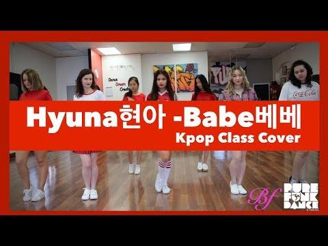 HyunA(현아) - '베베 (BABE) Cover
