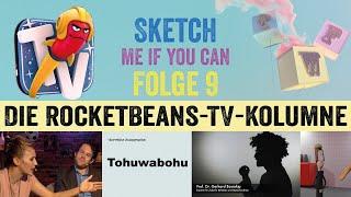 15 Minuten mit Luksan Wunder auf Rocket Beans TV (F9: Alti Nord)