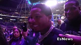Tank, Wilder, Jrock, Ortiz, & Celebrity Reaction To Spence Beating Porter EsNews Boxing