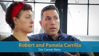 Cancer Tutor Original | The Carrillos | Our Cancer Story