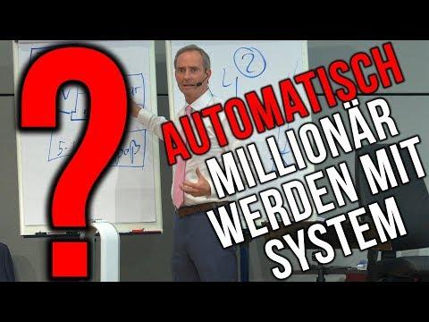 Automatisch zum MILLIONÄR | Das System, womit Du Dich reich sparen wirst