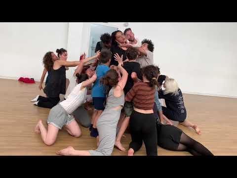Stage Interprétation Danse Avec Nicolas Vogel - Centre Showtime Danse Cergy