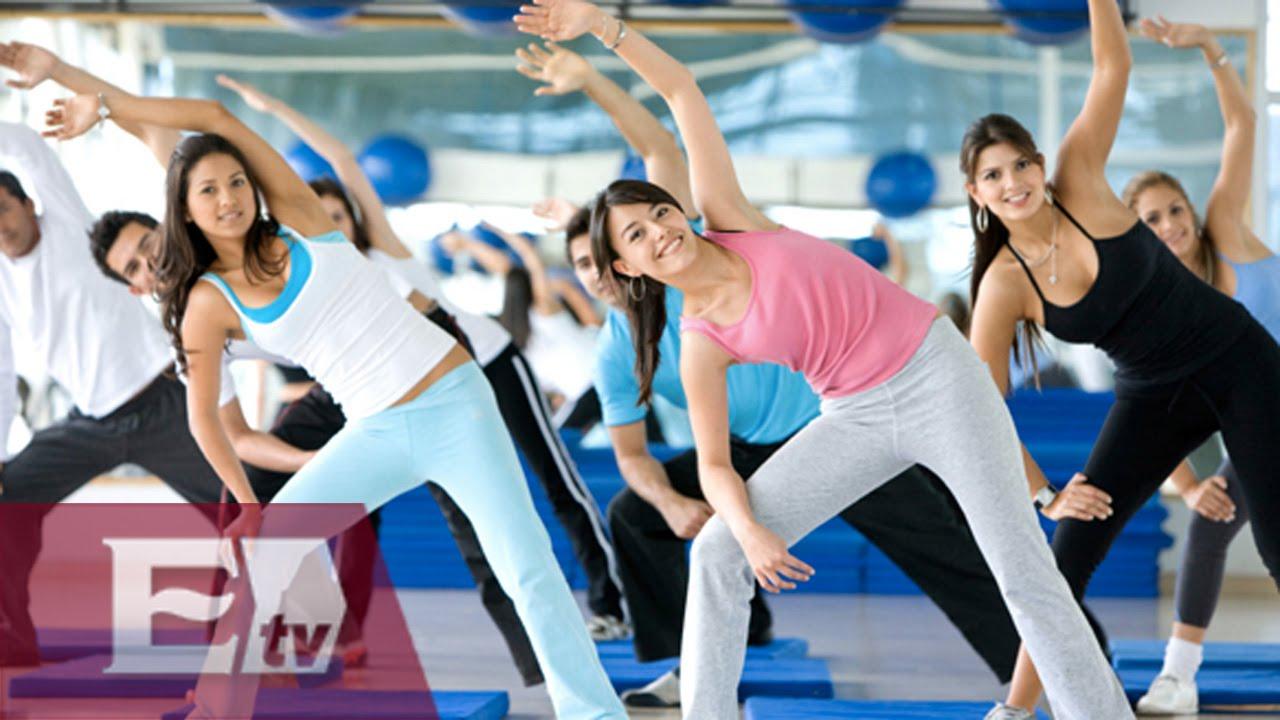 Beneficios del ejercicio aerobico para la salud