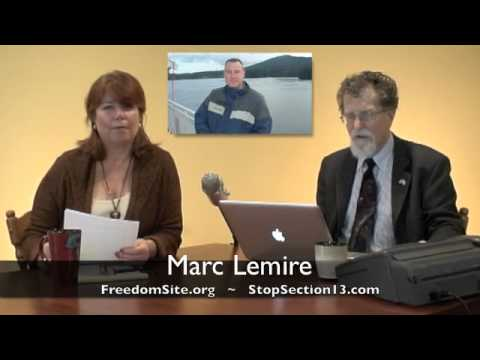 RoadKill Radio News: Canada Attacks Free Speech with Entrapment and Intimidation