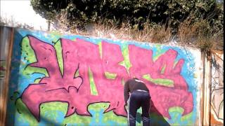 GRAFFITI NAME -  bobobo - EBS