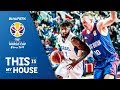 Israel v Great Britain - Full Game - FIBA Basketball World Cup 2019 - European Qualifiers