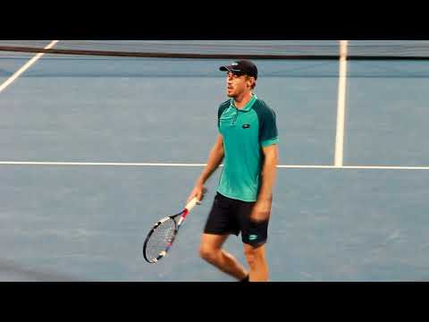 EA Hua Hin Open Championship 2017(single Final) john Millman AUS  Winner