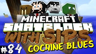 Minecraft: Skyblock with Yogscast Sips #84 - Cocaine Blues