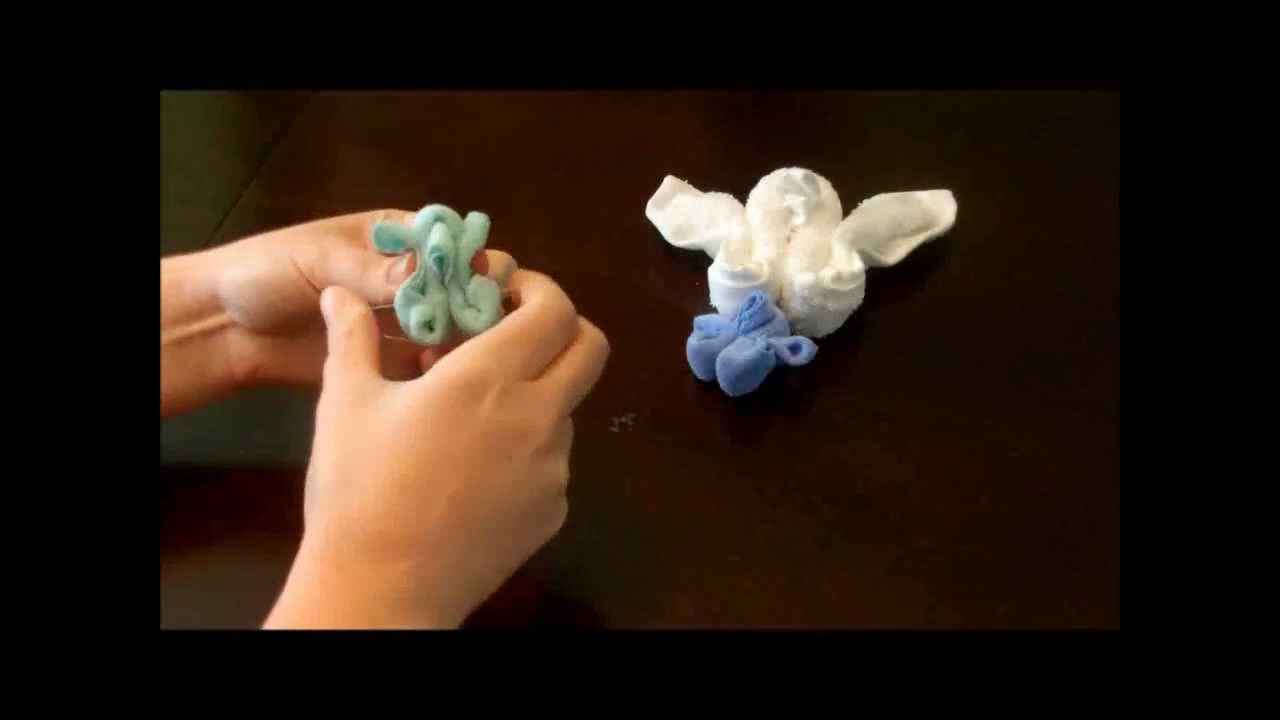 How To Make 5 Easy Washcloth Animals Youtube