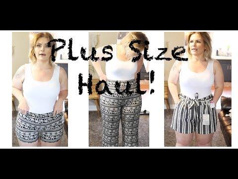 Plus Size Summer Haul + Try On! Rue 21, American Eagle, Kohls