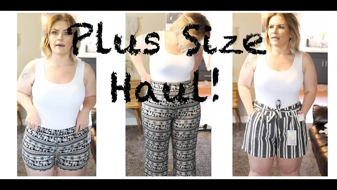 301c5790e0 Plus Size Summer Haul + Try On! Rue 21