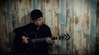 Cool ! Monkey King is coming ! acoustic fingerstyle guitar solo By Anderson Yang