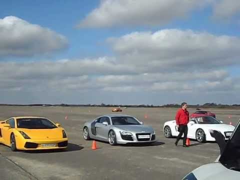 1 Track Day Experience At Elvington Race Track York 06 04 13 Youtube