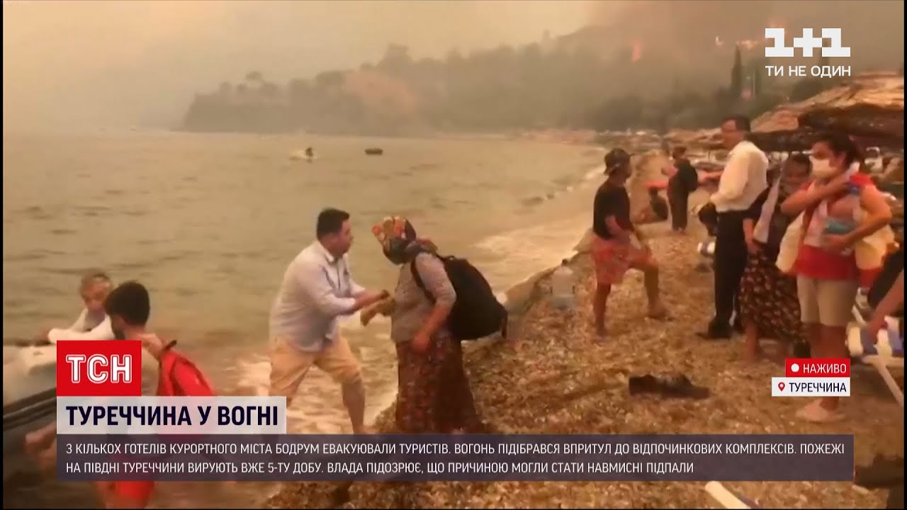 Новости мира из турецких отелей эвакуируют людей  удалось ли взять уничтожающее пламя под контроль