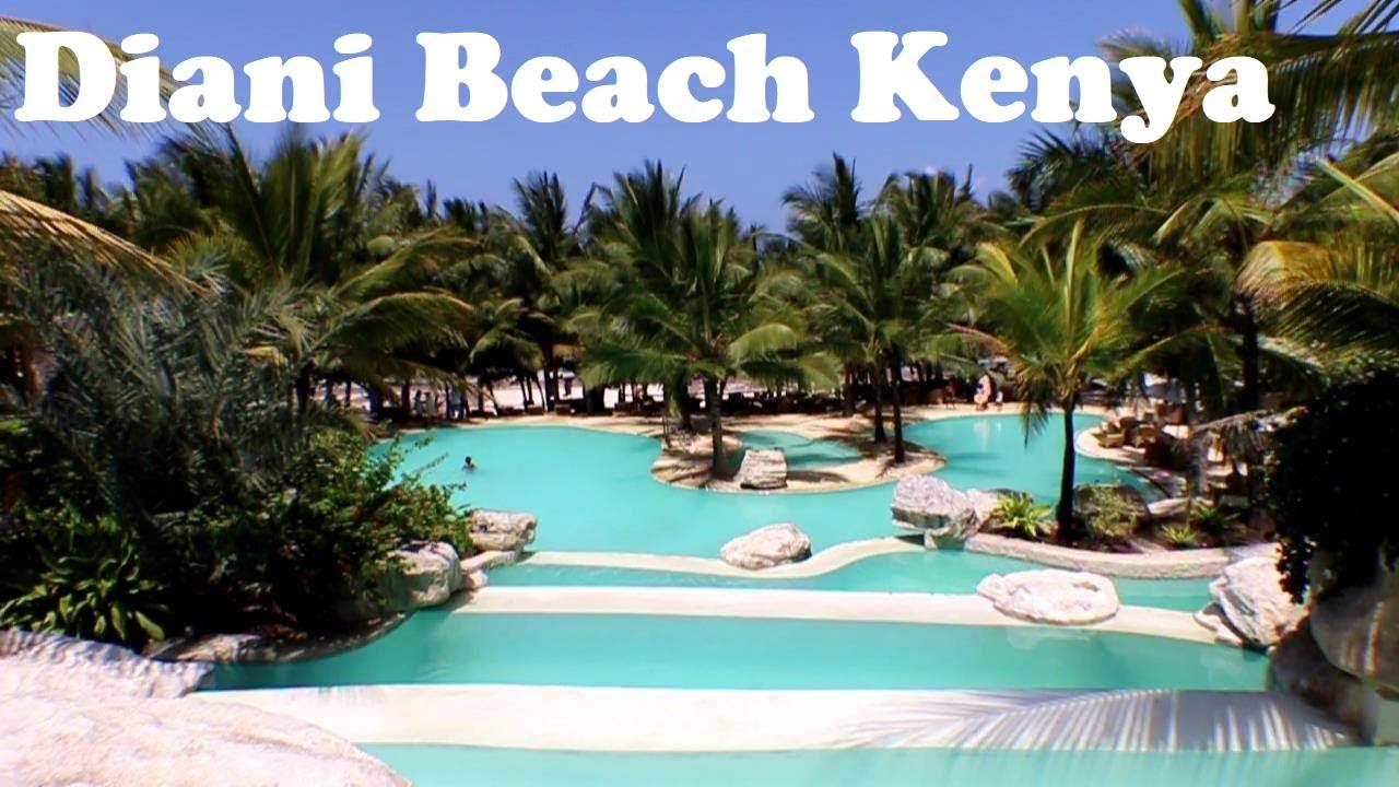 Amazing Hotel Diani Beach Kenya Vlog