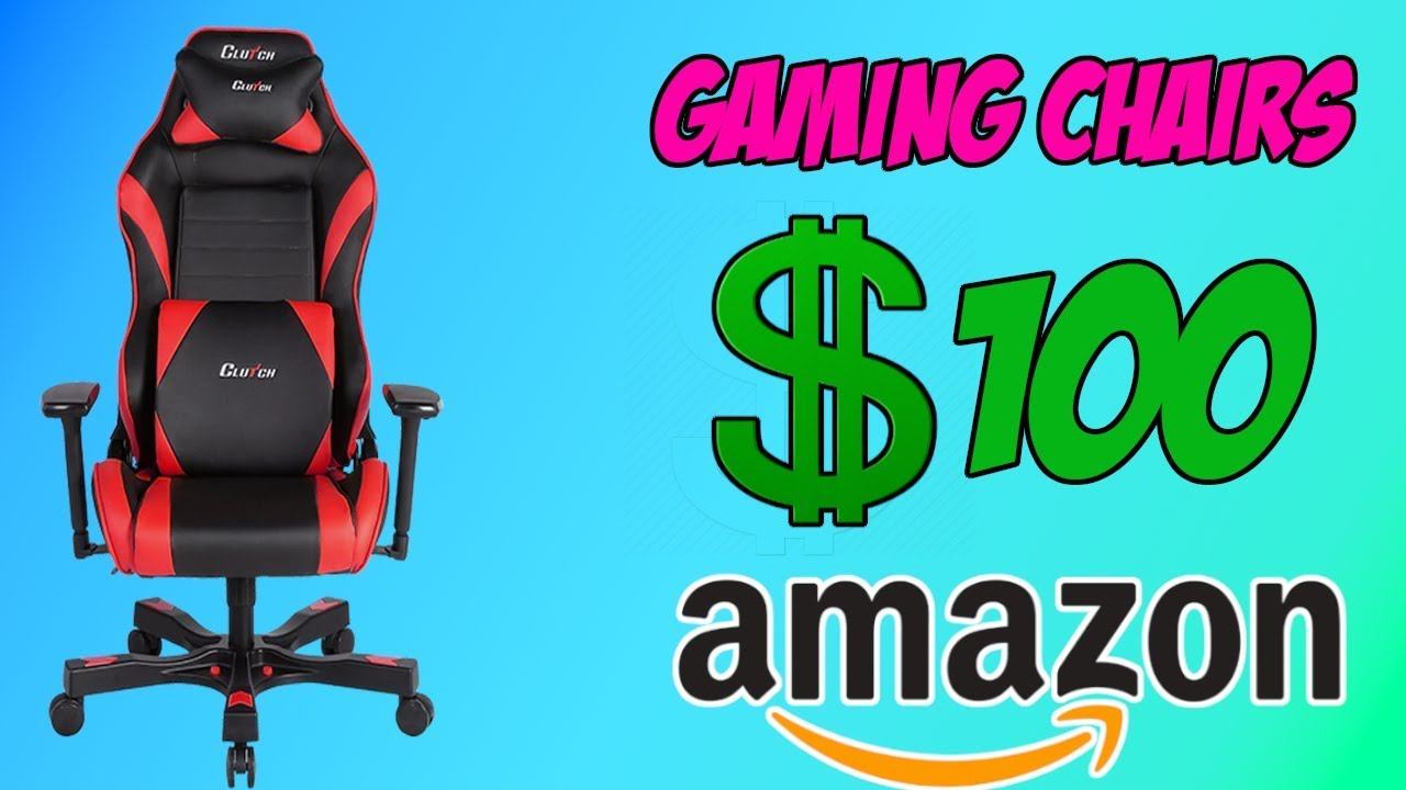 Cheap Gaming Chairs Under 100 Dollars On Amazon