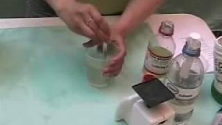 preparacion de jabon lavaplatos liquido