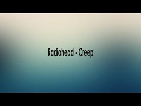 Radiohead - Creep Clean Version [Cover Lyric]
