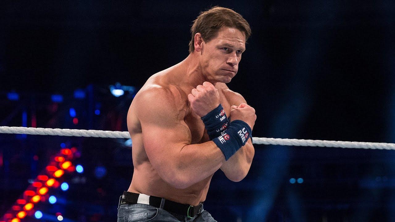 "John Cena breaks out ""sixth move of doom"": WWE Super Show-Down 2018"