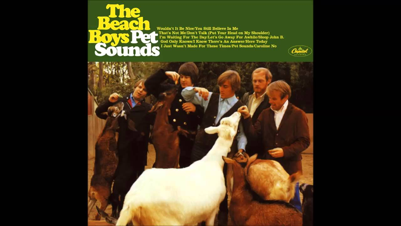 Beach Boys' 'Pet Sounds': 15 Things You Didn't Know