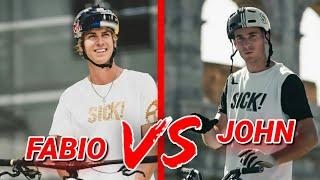 JOHN LANGLOIS VS FABIO WIBMER / SICK SERIES LEGENDS🔥 / MTB MOTIVATION