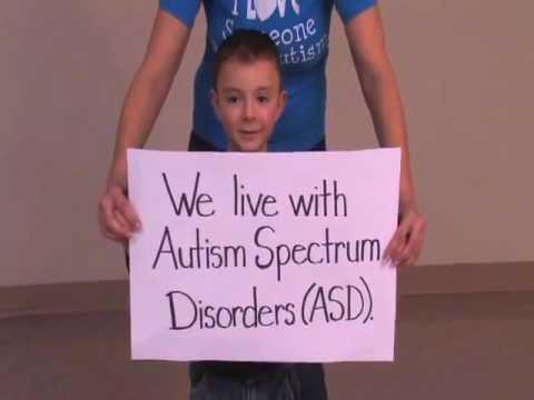 World Autism Awareness Day video - Autism Ontario - Niagara