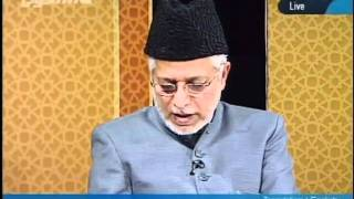 The true meaning of the Ahadith referring to Jihad PART 2-persented by khalid Qadiani.flv